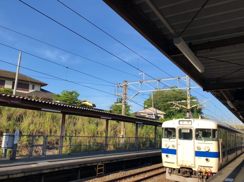 通勤電車活用のすすめ